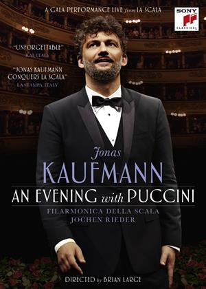 Jonas Kaufmann: An Evening with Puccini Online DVD Rental