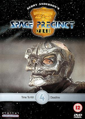 Space Precinct: Vol.4 Online DVD Rental