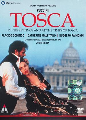 Rent Tosca: In the Settings and at the Times of Tosca Online DVD Rental
