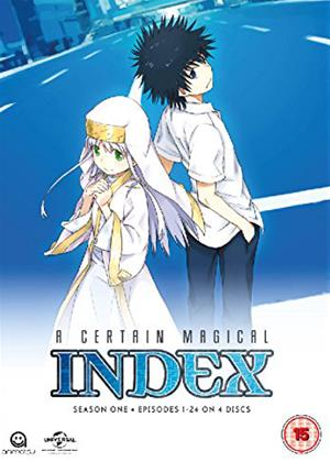 A Certain Magical Index: Series 1 Online DVD Rental