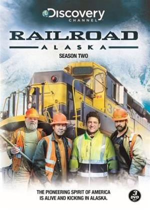 Railroad Alaska: Series 2 Online DVD Rental