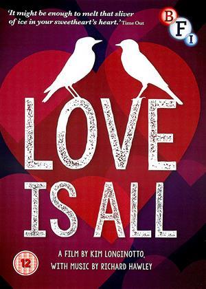 Love Is All Online DVD Rental