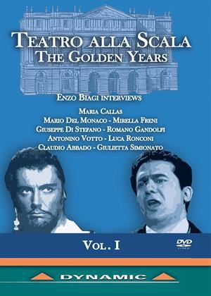 Rent Teatro Alla Scala: The Golden Years: Vol.1 Online DVD Rental