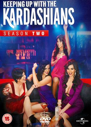 Keeping Up with the Kardashians: Series 2 Online DVD Rental