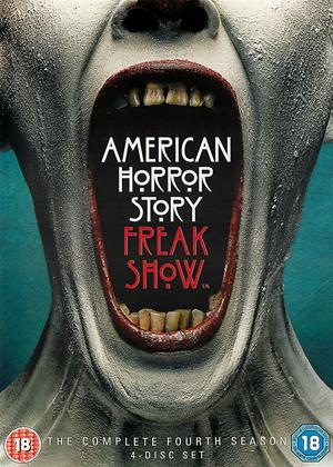American Horror Story: Series 4 Online DVD Rental