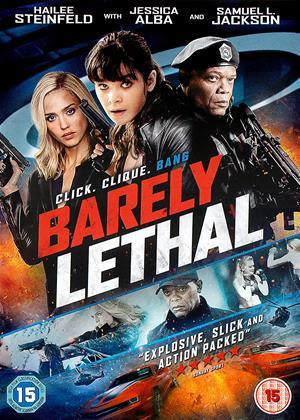 Barely Lethal Online DVD Rental