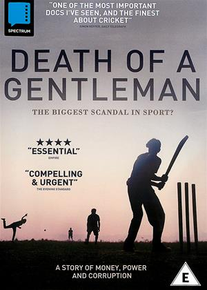 Death of a Gentleman Online DVD Rental