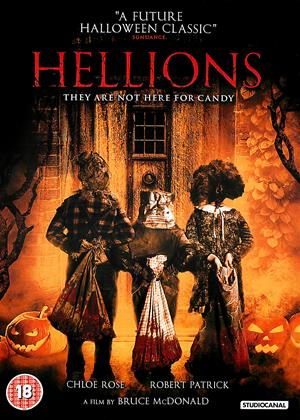 Rent Hellions Online DVD Rental