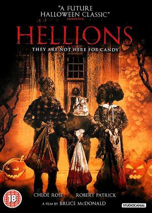 Hellions Online DVD Rental
