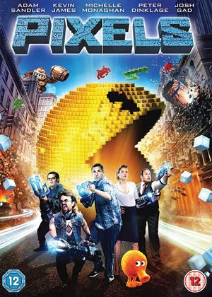 Pixels Online DVD Rental
