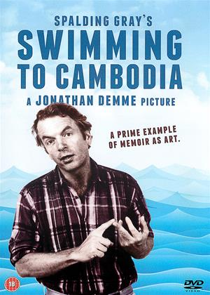 Swimming to Cambodia Online DVD Rental