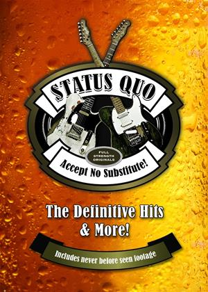 Status Quo: Accept No Substitute: The Definitive Hits Online DVD Rental