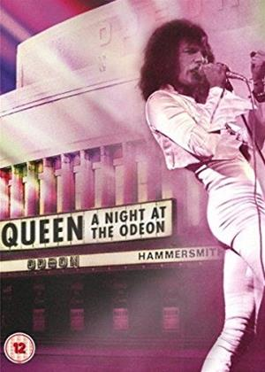 Rent Queen: A Night at the Odeon Online DVD Rental