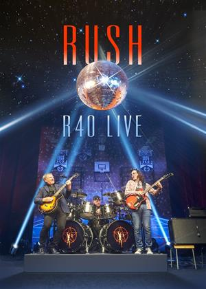 Rush: R40 Live Online DVD Rental