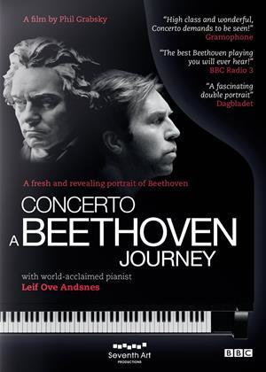Rent Concerto: A Beethoven Journey Online DVD Rental
