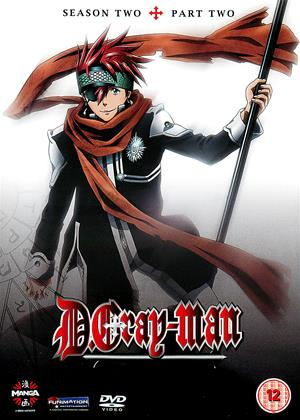 D. Gray Man: Series 2: Part 2 Online DVD Rental