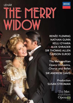 Rent The Merry Widow: The Metropolitan Opera (Davis) Online DVD Rental