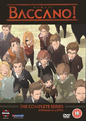 Baccano!: The Complete Series Online DVD Rental