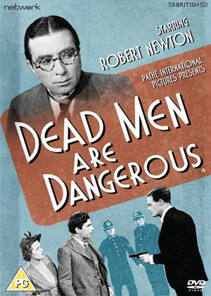 Dead Men Are Dangerous Online DVD Rental