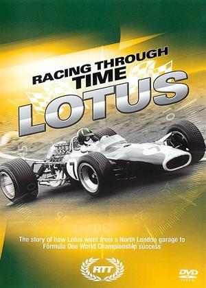 Rent Racing Through Time: Lotus Online DVD Rental