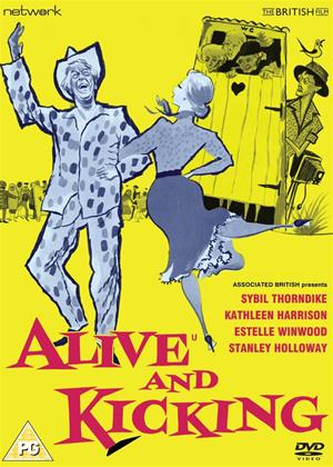 Rent Alive and Kicking Online DVD Rental