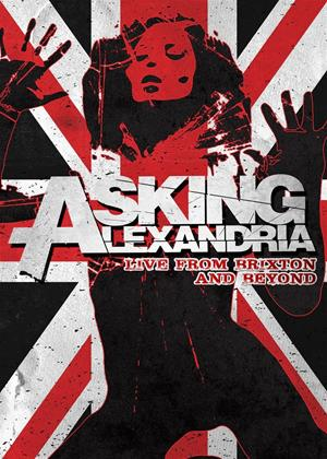 Rent Asking Alexandria: Live from Brixton and Beyond Online DVD Rental