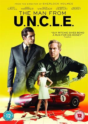 The Man from U.N.C.L.E. Online DVD Rental
