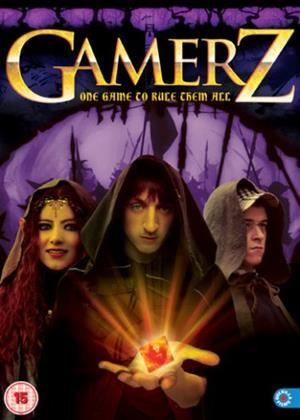 Gamerz Online DVD Rental