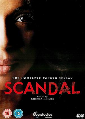 Scandal: Series 4 Online DVD Rental