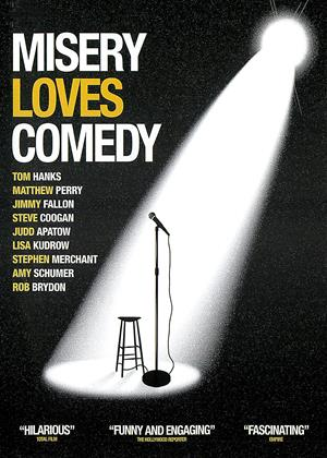 Misery Loves Comedy Online DVD Rental