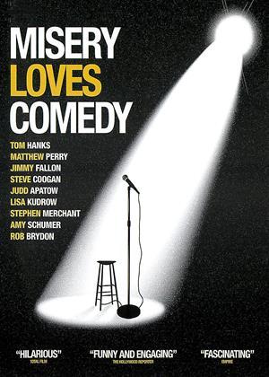 Misery Loves Comedy Online DVD Rental
