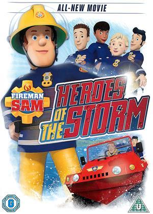 Fireman Sam: Heroes of the Storm Online DVD Rental