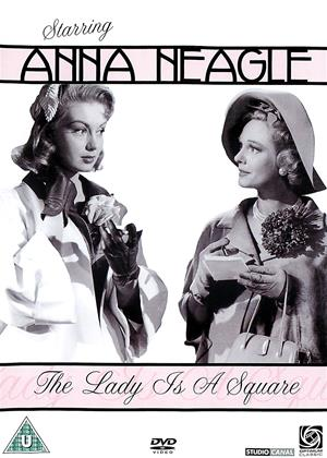 Rent The Lady Is a Square Online DVD Rental