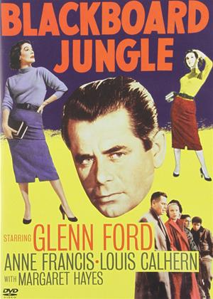 Blackboard Jungle Online DVD Rental