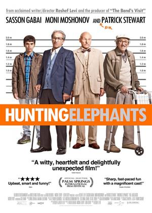Rent Hunting Elephants (aka Latzoud pilim) Online DVD Rental