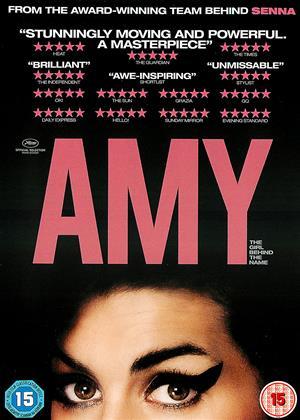 Amy Online DVD Rental
