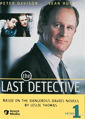 The Last Detective: Series 1 Online DVD Rental