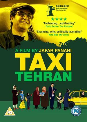 Taxi Tehran Online DVD Rental