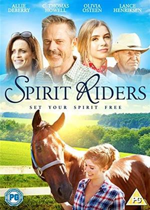 Spirit Riders Online DVD Rental