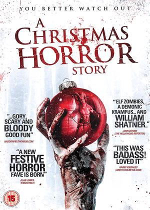 A Christmas Horror Story Online DVD Rental