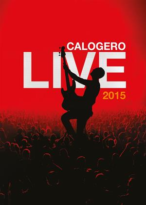 Rent Calogero: Live 2015 Online DVD Rental
