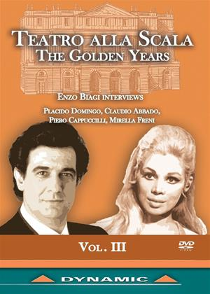 Rent Teatro Alla Scala: The Golden Years: Vol.3 Online DVD Rental