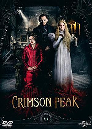 Crimson Peak Online DVD Rental