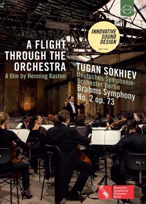 Rent A Flight Through the Orchestra: Brahms Symphony No. 2 Online DVD Rental