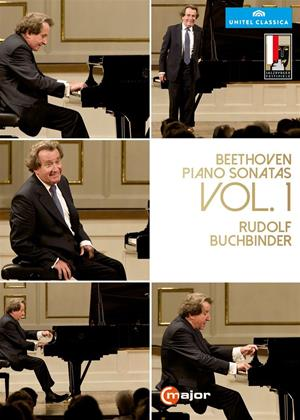 Rent Beethoven Piano Sonatas: Vol.1 Online DVD Rental