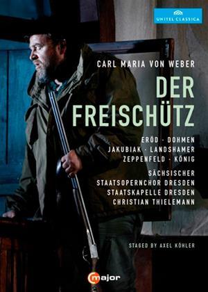 Rent Der Freischütz: Dresden State Opera (Thielemann) Online DVD Rental