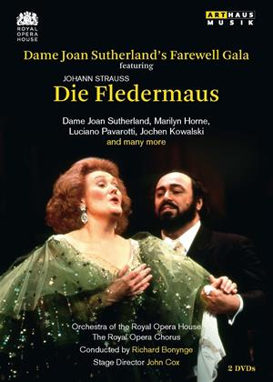 Die Fledermaus: Royal Opera House (Bonynge) Online DVD Rental
