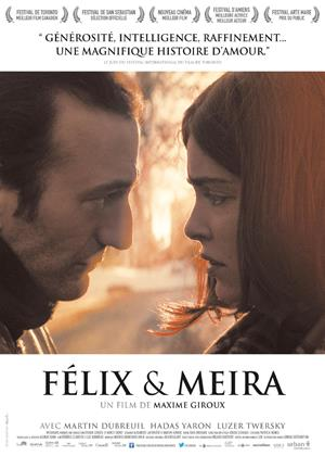 Felix and Meira Online DVD Rental