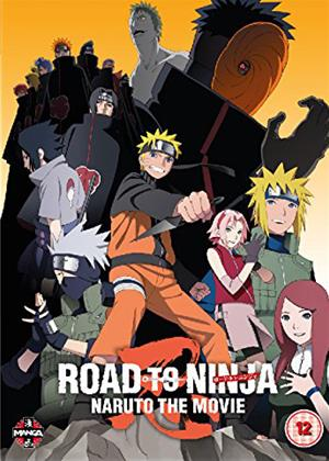 Naruto the Movie: Road to Ninja Online DVD Rental