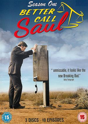 Rent Better Call Saul: Series 1 Online DVD Rental